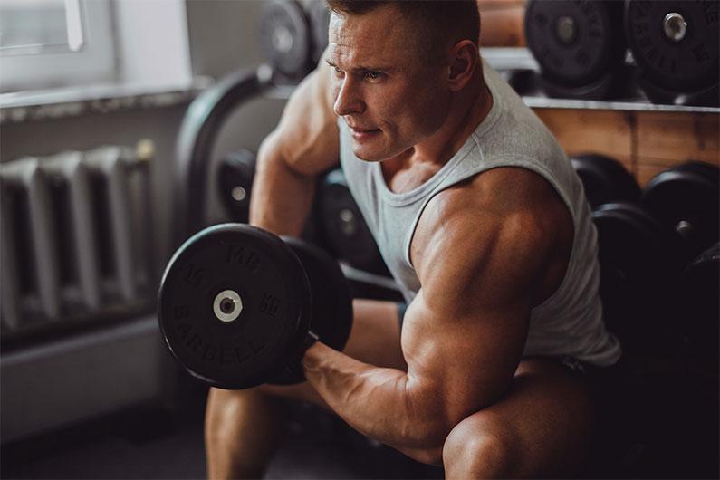Treino de Bíceps para Resultados Concretos